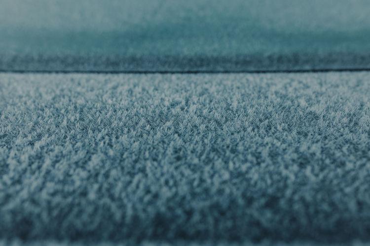 Detail shot of snow