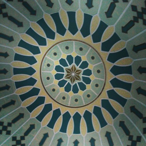 Kubah Masjid Ulil Albab vscocam islam art mosque