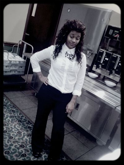 Jst Another Dayy At Wrk !!!