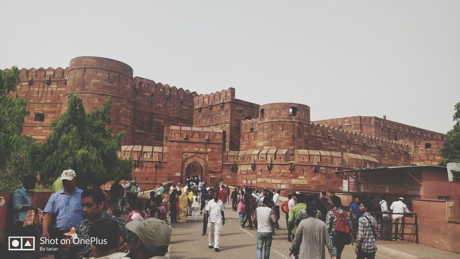 RED FORT of