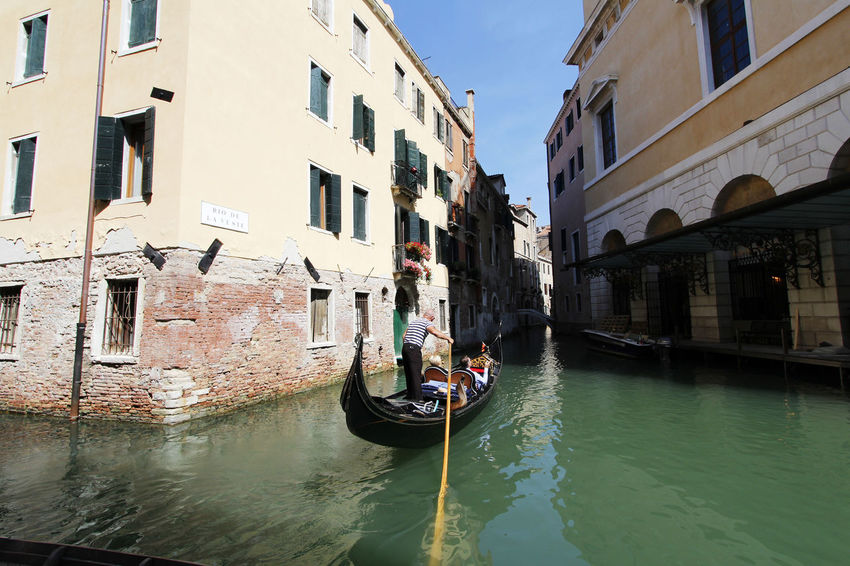 VENICE stands for VEryNICE Boat Canal City Famous Place Gondola Gondole In Venice Italy Mode Of Transport Rowing Tourism Tourist Destination Transportation Venice Water Waterway
