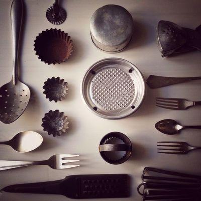Beautifully Organized Minimalism Kitchen Kitchen Utensils Food No People