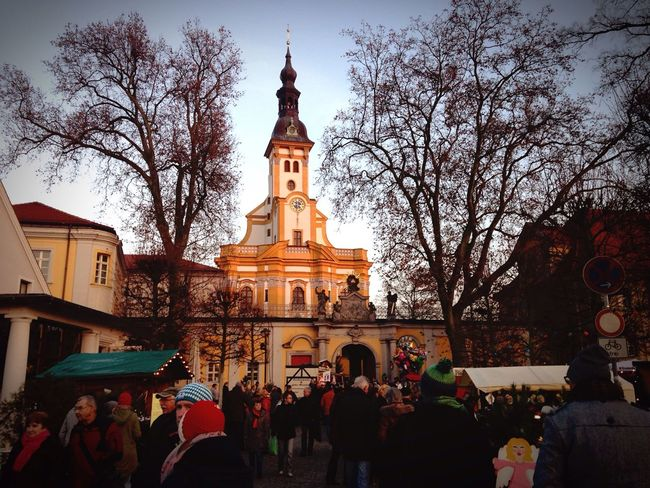 Christmastime in Germany