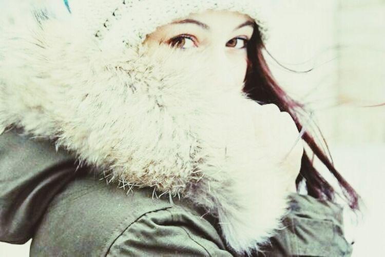 Ice Parka Meforme Brown Eyes