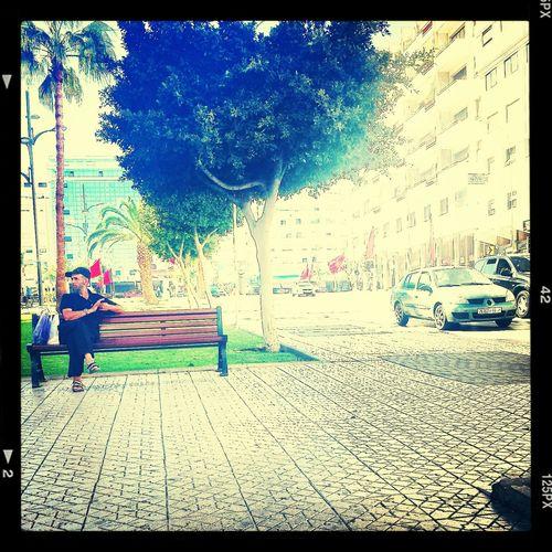 People Tanger  L Boulevard