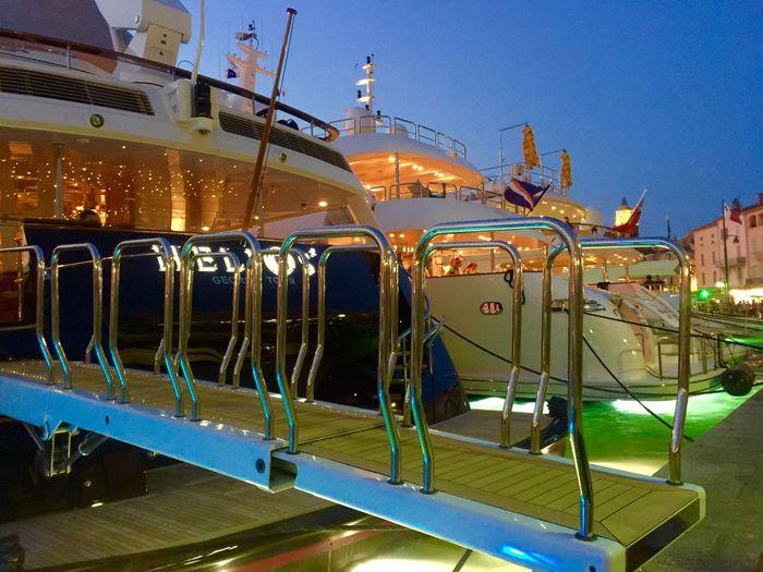 Fresh Air Night Night Lights Relaxing Enjoying Life Hanging Out Nightphotography Yacht Boats Lights