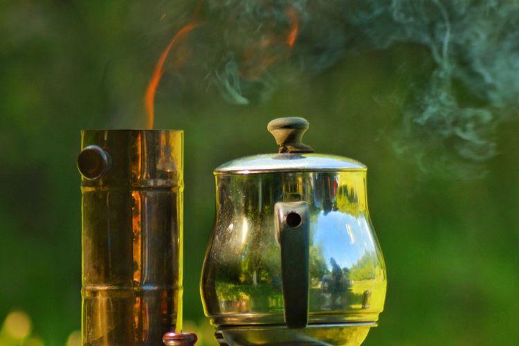 Picnic Tea Time Teapot Semaver Nikonphotography Nikon D5200 Lovephotography