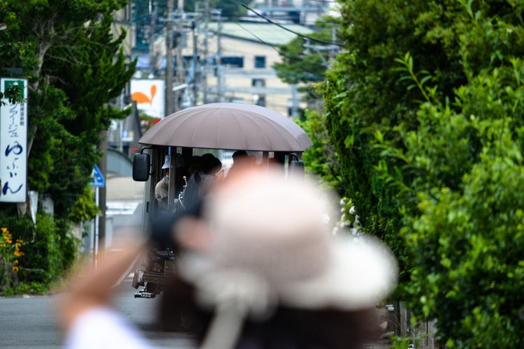 City Day Hat Japan One Person Outdoors People Real People Rear View Streetphotography Travel Woman Hat