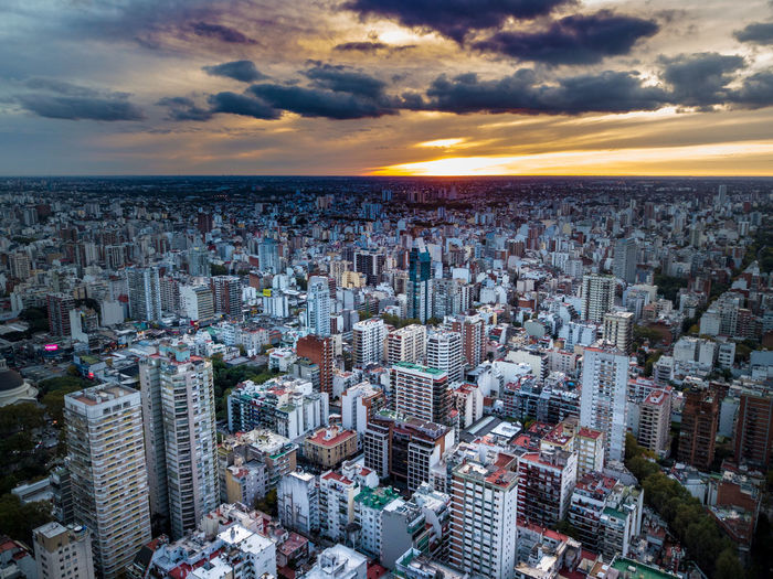SUNSETS IN BUENOS AIRES Sunset_collection Aerial View Architecture Building Building Exterior Built Structure City City Life Cityscape Cloud - Sky Crowd Crowded Financial District  High Angle View Modern Nature Office Building Exterior Outdoors Residential District Sky Skyscraper Sunset Urban Skyline