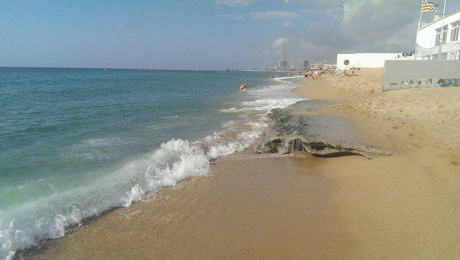 會再回來這裡。SPAIN Mediterranean  Enjoying Life Life Sea Taking Photos Relaxing 走向彼端