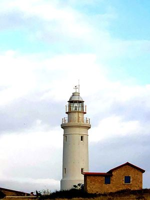Lighthouse Architecture Building Exterior Built Structure Building Sky Cloud - Sky Tower