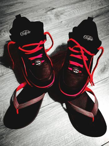 Pair Shoe Red Clothing Sport No People Sports Clothing Close-up Soccer Shoe Sports Uniform Day Out Of The Box
