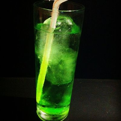 Soda italiana ☺️Sodaitaliana Soda Bebida Drink greendrink green