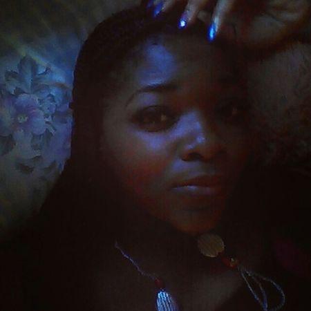 Relaxing... Relaxing Taking A Break. . .  African Beauty Nubian Queen