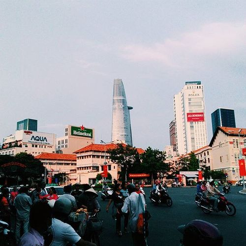 THIS IS VIET NAM Throwback ShortVacation Town Hochiminh Vietnam Family Miss Love VSCO Vscocam