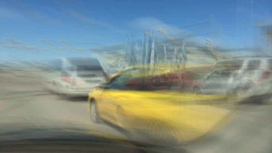 Slow Shutter Traffic - IPSNoFilter Slowshutter IPhoneography