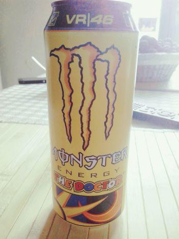 monster; ValentinoRossi.♥ValentinoRossi Monster New Orange