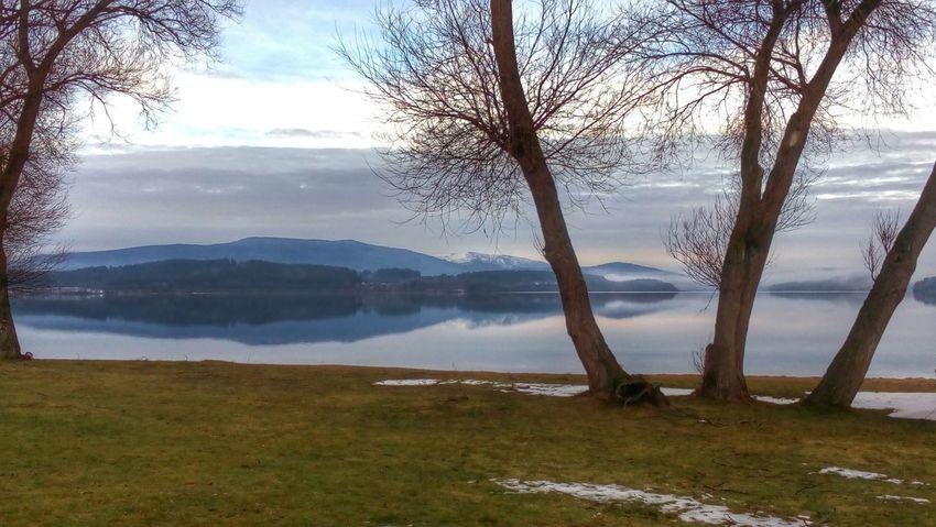 Relax Moods & Feelings Finding Myself Water Water Reflections Beautiful Nature Lipno Czech Republic