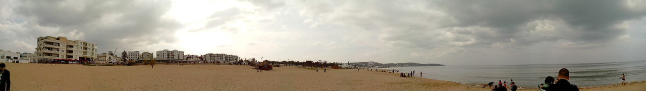 vue 360° 360 Panorama 360° Pictures  La Marsa #plage