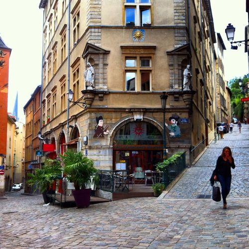 • Vieux Lyon • Escaping Cityscapes City France