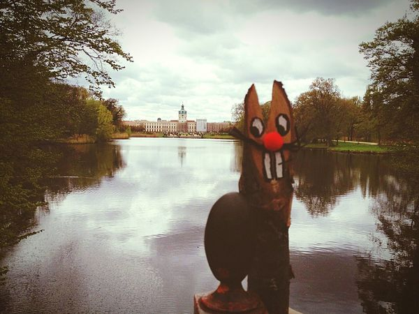Happy Easter! Schloss Charlottenburg Ostern 2017