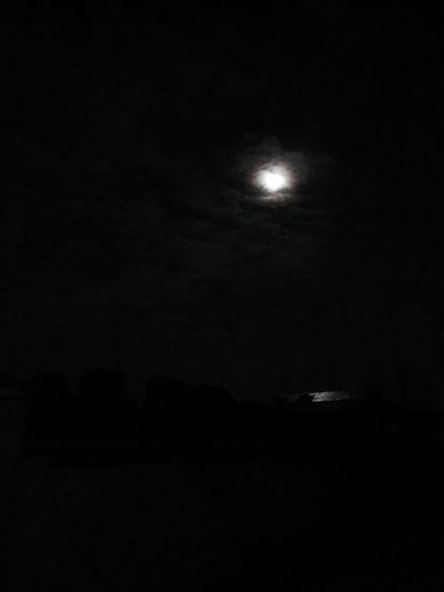 Night Dark Moon