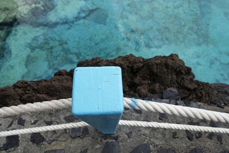 Seawaterlagoon Swimming Pool Seaside Row La Palma, Canarias La Palma Island