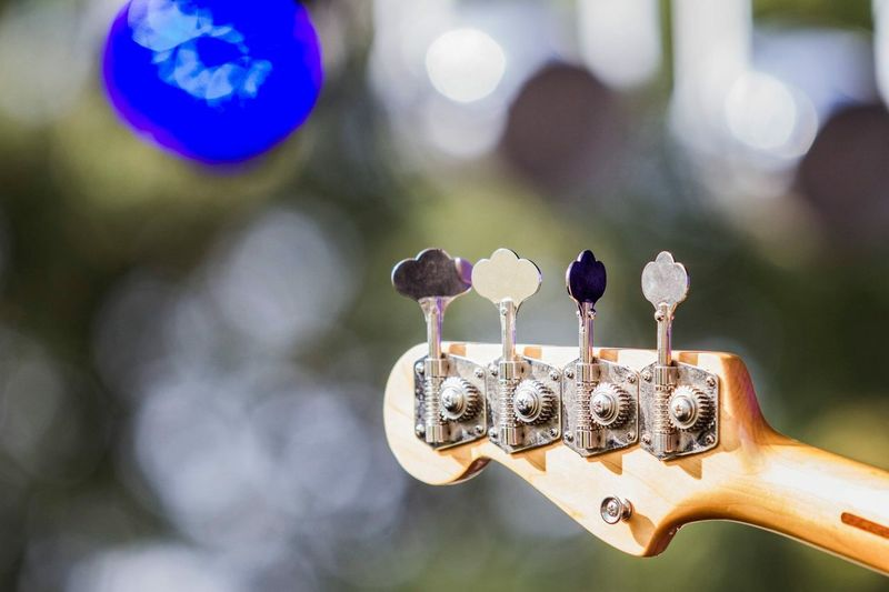 EyeEm Selects Focus On Foreground No People Close-up Day Outdoors Guitar