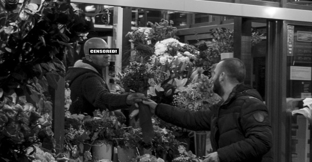 Censored Flowers Men Tabboo Taking Photos