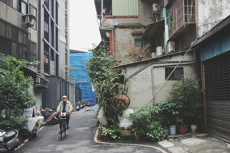 My City Building City Changing Life The Changing City 大同區 雙連 Taipei