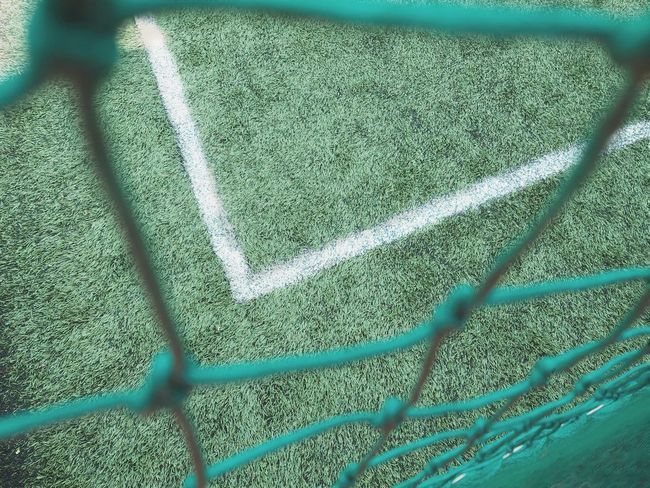 Football Sports Turf Net Backgrounds Full Frame Textured  Pattern Close-up Green Color Yard Line - Sport Putting Green Textured Effect Fiber Abstract Backgrounds Seamless Pattern