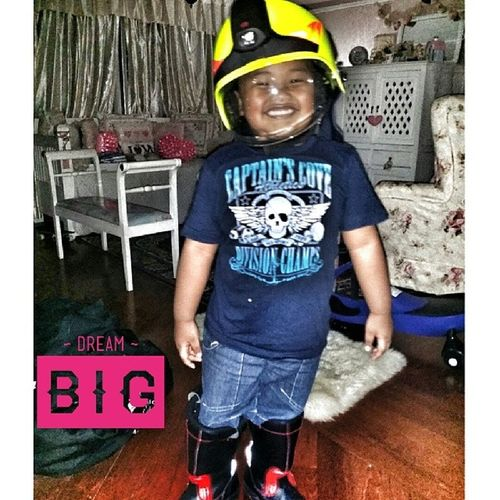 Rosenbauer Firefighter Fatboy