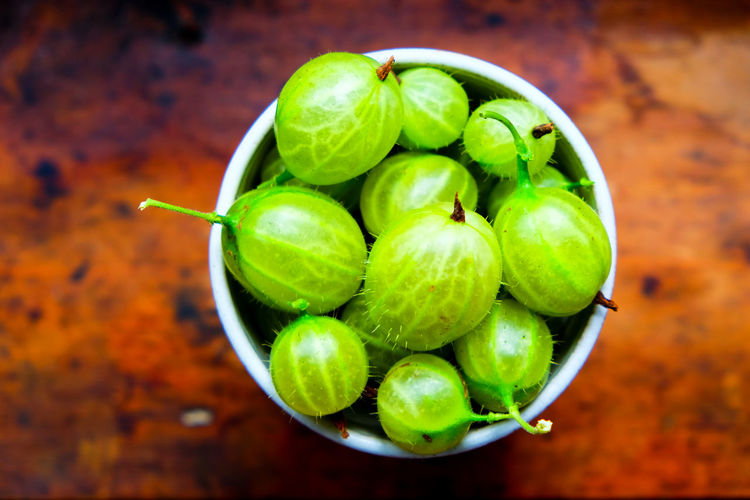 Bowl Close-up Day Food Food And Drink Fresh Freshness Freshness Fruit Fruitporn Fruits Fruits And Vegetables Gooseberries Gooseberry Gooseberry Fruit Green Color Grow Your Own Food Grow Your Own Gooseberries Healthy Eating Indoors  No People Summer Food Summer Fruit Summer Fruits