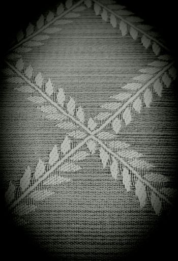 Textured pattern Pattern Texture Leaf Motif Leaf Patterns🍂 Textile Diamond Pattern Blackandwhite Monochrome Pjpink Eye4photography  EyeEm Crossed Lines Crossed