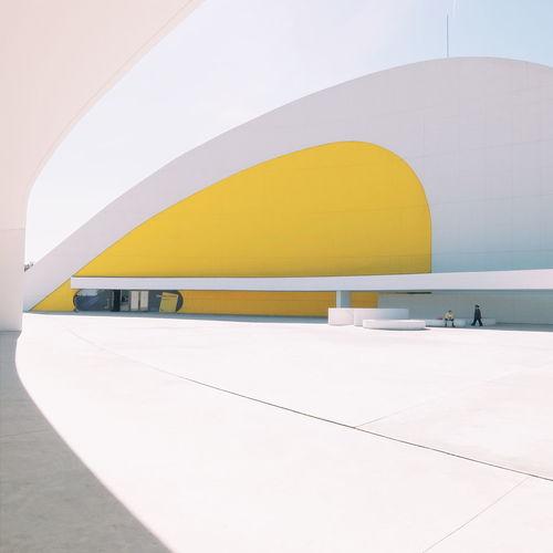 Niemeyer Niemeyer Oscar Niemeyer Niemeyer Center Niemeyeraviles Architecture Arquitectura Minimal Asturias Avilés