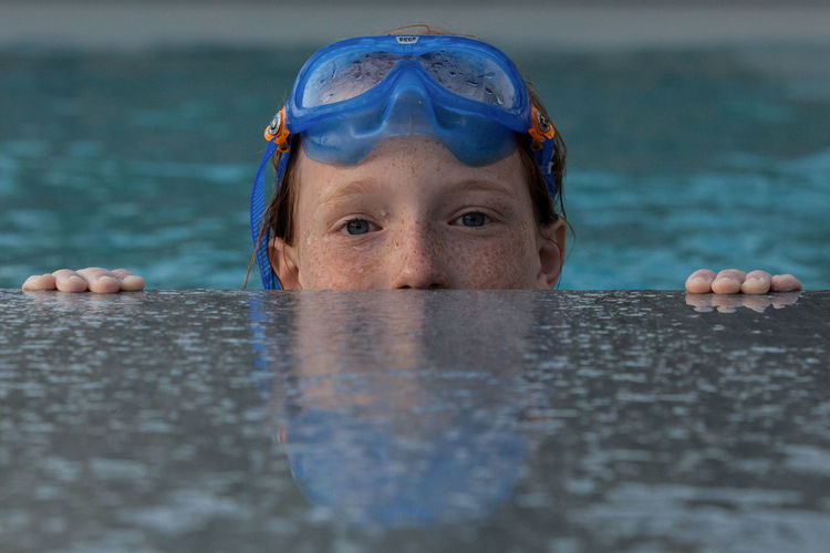 Aquatic Sport Childhood Close-up Front View Girl Glass Headshot Leisure Activity Lifestyles Looking At Camera Portrait Reflection Smiling Sport Swimming Swimming Goggles Water Waterfront Live For The Story The Portraitist - 2017 EyeEm Awards Breathing Space EyeEm Ready   Inner Power Visual Creativity Summer Exploratorium This Is My Skin This Is Natural Beauty