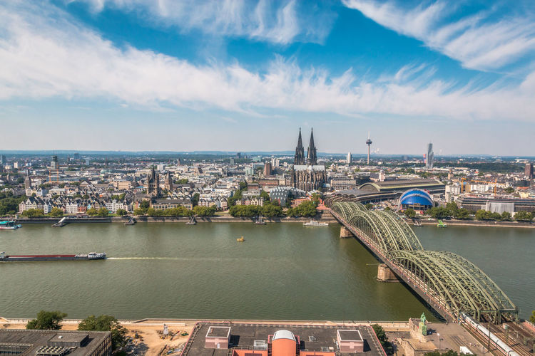 Nice city of Cologne in germany Köln Cologne Cologne , Köln,