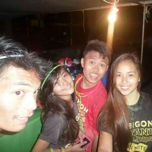 Balig manga.dagway hahah bahalag yagit batsa na lingaw!!! Neon nite Walk..;;)) Tubigon Astig Mabuhay Walk colors war
