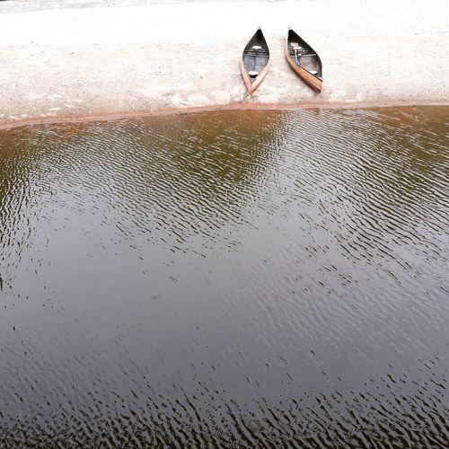 Close-up of water splashing on glass