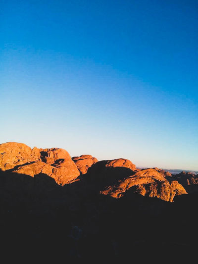 Saint cahtrin Mountain Mountain View Rocks Sky Egypt Sinai Trip