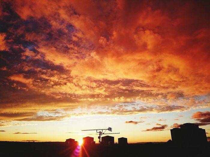 Sun Set Rooftop