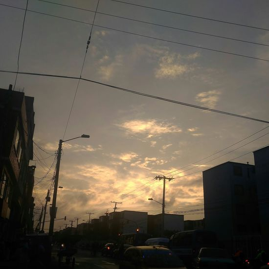 Learn & Shoot: After Dark Check This Out Living Life Sunrise_sunsets_aroundworld Sunset Bogotá