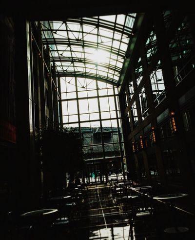 Glassssss。 Boston City Windows Urban Interior Design