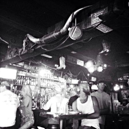 longhorn NEM Black&white AMPt_community Bw_collection bar Bar Scene