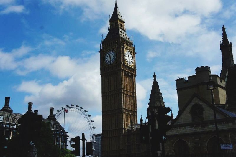 #london Thebigben Europe Vacation Sightseeing. #Tours