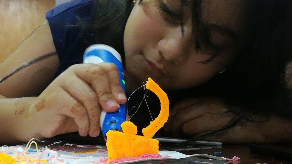 life is 3D pen