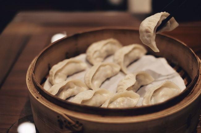 Chinese Dumpling Chinese Food Dumpling  Food And Drink Dim Sum Indoors  Food