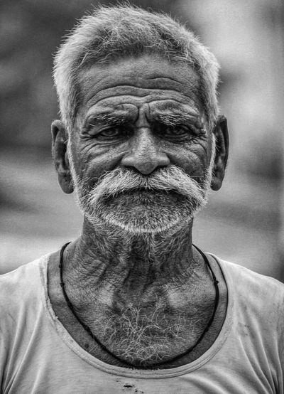 Portrait Black And White Old Man Monochrome Street Portrait Human Eyem Black And White Streetphoto_bw Age Taking Photos