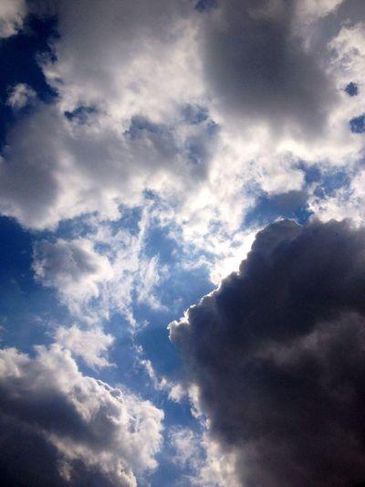 Clouds And Sky Sky Beautiful Nofilter