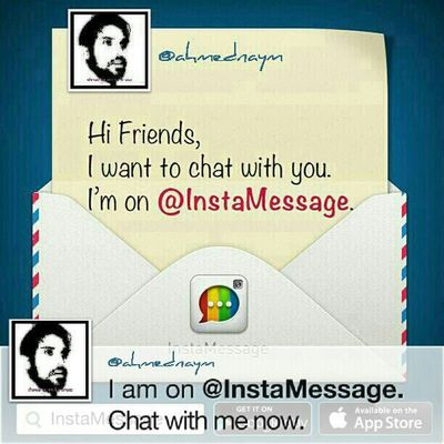 I'm on @InstaMessage! Chat with me now! Instamessage InstagramMV Komandoo Maldives